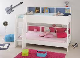 Parisot Tam Tam Bunk Bed White - Parisot bunk bed