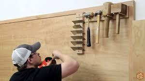 a tool wall jays custom creations