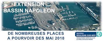 chambre de commerce de boulogne sur mer extension du bassin napoleon des places a pourvoir a partir de mai