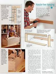 Hanging Wall Shelves Woodworking Plan by Wall Shelves Plans U2022 Woodarchivist
