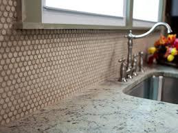 kitchen backsplash andean vanilla herringbone tumbled mosaic