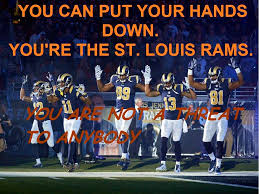 St Louis Rams Memes - st louis rams hands up quickmeme