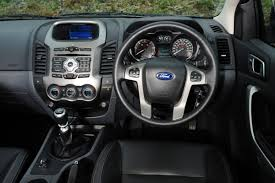 ford ranger interior ford ranger pictures ford ranger front tracking auto express