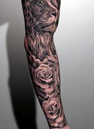 16 floral tattoos on sleeve for