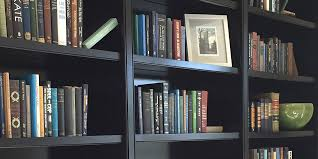 custom built in bookcases u0026 wall units walmer enterprises inc