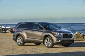 review 2016 toyota highlander offers price fuel economy choices