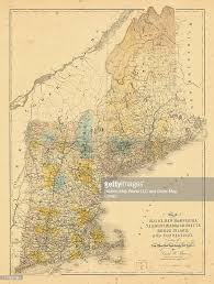 Norfolk County Wall Map Framed New Hampshire 1856 Strafford County Wall Map Stafford County Wall