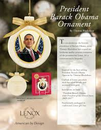 visions president obama ornament american