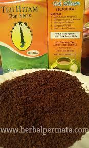 Teh Hitam teh hitam tjap keris 100 gram teh hitam herbal pelangsing badan