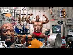 Terry Crews Old Spice Meme - terry crews old spice muscle music wtf youtube