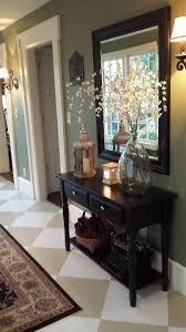 foyer decor best 25 foyer decorating ideas on pinterest entryway table