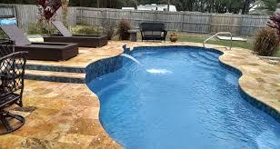 custom swimming pool photos in houston texas living exteriors