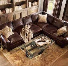 Sectional Sofa Throws 33 Best Dark Furniture Decor Images On Pinterest Brown Leather