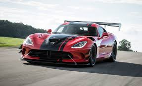 dodge viper dodge viper acr at lightning lap 2016 u2013 feature u2013 car and driver