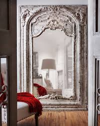 Bevelled Floor Mirror by Large Floor Mirror With Jewelry Storage Excellent Design With