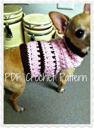 kitty sweater free pattern is for an x small dog sweater puppy