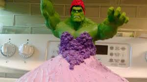twin 4 year old girls u0027 hulk princess birthday cake smashes sweet