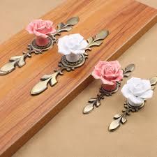 Kitchen Cabinet Door Handles by Online Buy Wholesale Ceramic Cabinet Door Knobs From China Ceramic