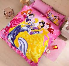 kids bed set for girls rapunzel ariel queen size princess