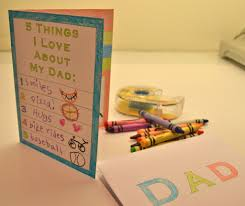 20 quick and easy creative father u0027s day ideas for children
