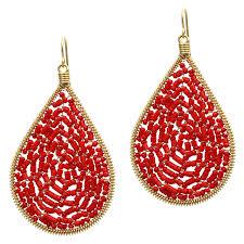 teardrop chandelier earrings chandelier earrings zeige earrings