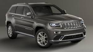 jeep cherokee gray 2017 2017 jeep grand cherokee trailhawk and summit variants revealed