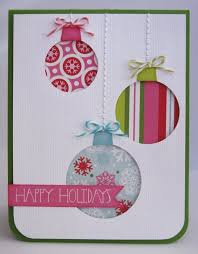 christmas card christmas ornament cut outs it is so pretty