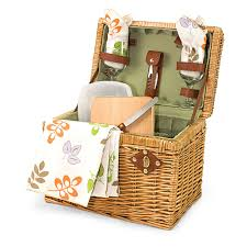 cheese baskets picnic time 215 19 550 napa botanica picnic basket for two