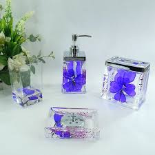 cheerful floral bathroom accessories u2013 parsmfg com
