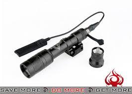 tac light flash light night evolution m600w cree led flashlight tactical light scout light