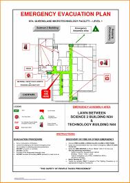 fire evacuation plan template thebridgesummit co