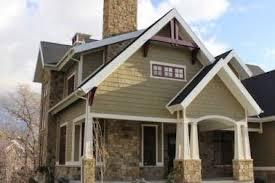 23 craftsman home exterior colors bungalow exterior paint color