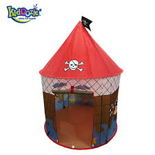Top House 2017 2017 Top Sell Play House For Children Pirate Boy Play Tent For