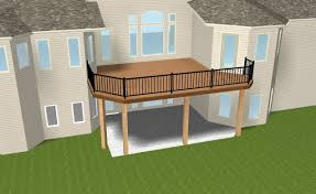 Composite Decking Brands Wood Plastic Composite Decking An Outdoor Living Space Patios