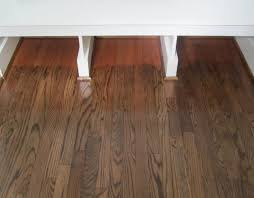 flooring how to sand hardwoodoors diy refinish wood before and