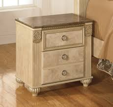 Antique Nightstands With Marble Top Bedroom Nightstand Granite Top Nightstand Wrought Iron Night
