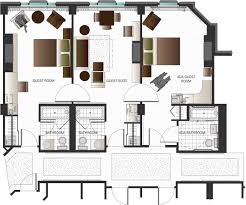 In Law Additions Floor Plans Master Bathroom With Walk In Closet Floor Plan Bedroom Ensuite And
