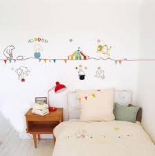 stickers pour chambre fille stickers pas chers pour chambre d enfant déco côté maison