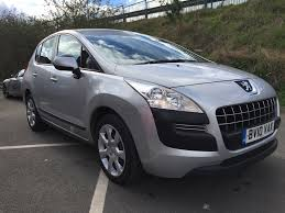 peugeot crossover used 2010 peugeot 3008 active hdi 3 995
