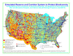 map usa indian reservations explanation of the biodiversity treaty and the wildlands project