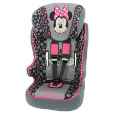 siege auto leclerc disney minnie mouse racer sp 1 2 3 car seat kiddicare
