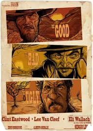 Good Bad Ugly The Good The Bad And The Ugly Poster By Parpa On Deviantart