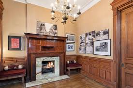 Marble Fireplaces For Sale The Sale Of This 2 8m Stuy Heights Corner Limestone Beauty Will