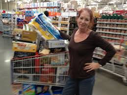 the problem with costco how do you get all that crap home very