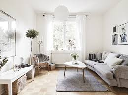 floor plants home decor creative scandinavian home interior combined with plants decor