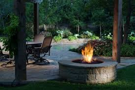 Texas Fire Pit by Fire Pit Dallas Tx Photo Gallery Landscaping Network