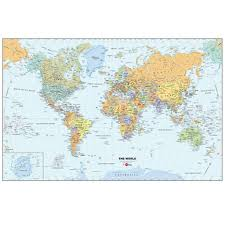 Southern Ocean Map Shop For The Wallpops World Map At Michaels
