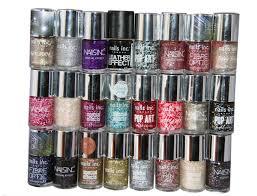 24 x nails inc nail polish 19 shades rrp 336 wholesale job lot
