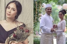 wedding dress nagita slavina sedikit yang tahu ini mantan kekasih nagita slavina yang baru