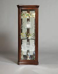 curio cabinet corner curio cabinet wheel of fortune kitchen